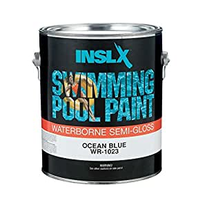 Waterborne acrylic pool paint home improvement - Insl x swimming pool paint reviews ...