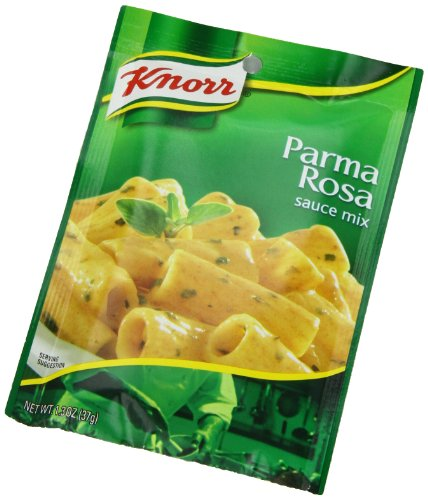 Knorr Pasta Sauce, Parma Rosa 1.3 Ounce, 12 Count, (Pack ...