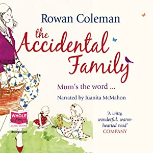 The Accidental Family Audiobook