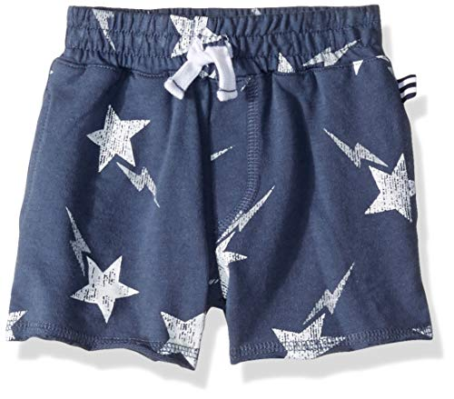 - Splendid Baby Boys Galaxy Short, Raven Blue, 18/24 mo