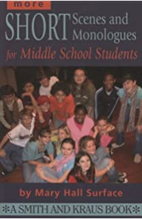 103 Monologues for Middle School Actors: More Winning Comedy and ...