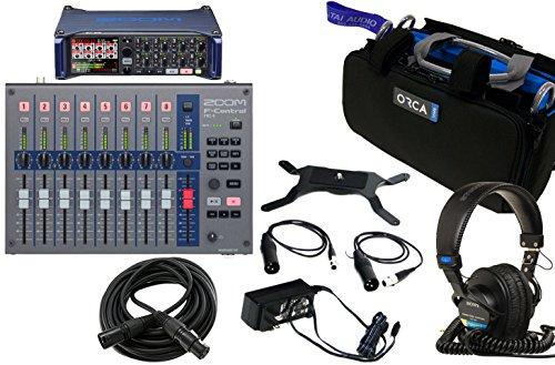 Zoom Multitrack Recording Studio - 5