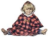 old toddler car seats - Kids Car Seat Poncho Lumberjack Deer Reversible Warm Blanket Safe Use OVER Seat Belts Buffalo Plaid