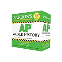 Barron's AP World History Flash Cards, 3rd Edition