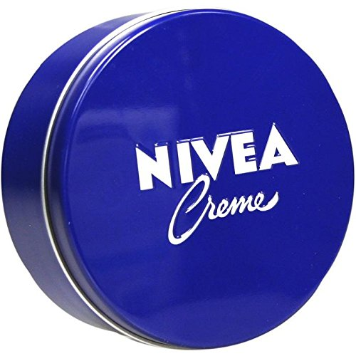 Genuine Authentic German Nivea Creme Cream available in 400ML/ 13.52oz in metal tin - Made in Germany & imported from (Sun Kissed Facial Moisturizer)