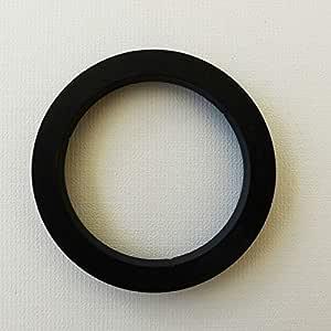 Espresso Máquinas de café soporte de filtro junta 73 x 57 x 8 mm ...
