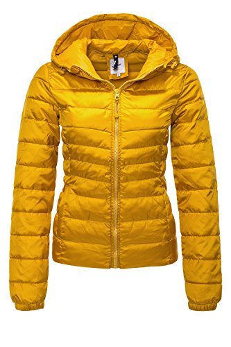 Otw Shimmer Donna Onltahoe Cc Giacca Hood Jacket Only Oro xXC4SwqHSA