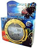 Suprema Disposable 35mm Underwater Camera Pool Snorkel Scuba