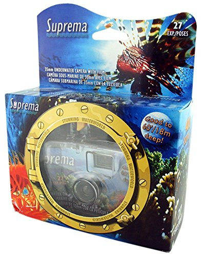 Fujifilm Quick Snap Waterproof Camera - 6