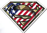 Best Licenses Products Man Stickers - Licenses Products DC Comics Superman Camo Logo Sticker Review