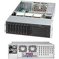 Supermicro CSE-835TQ-R920B SC835 TQ-R920B - Rack-mountable - 3U - enhanced extended ATX - SATA/SAS - hot-swap 920 Watt - black