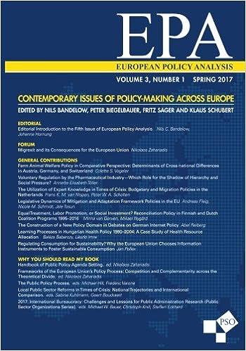 Αποτέλεσμα εικόνας για european policy analysis 2017