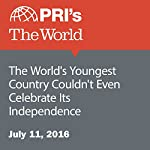 The World's Youngest Country Couldn't Even Celebrate Its Independence | Fatma Tanis
