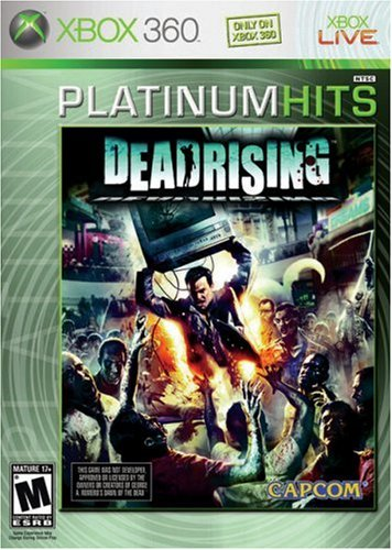Dead Rising - Xbox 360 (Dead Rising Best Weapon)
