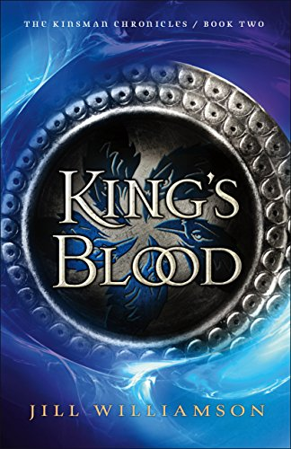 King's Blood (The Kinsman Chronicles Book #2) by [Williamson, Jill]