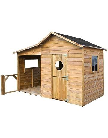 Piccole Casette In Legno Per Giardino.Amazon It Casette Da Giardino Giardino E Giardinaggio