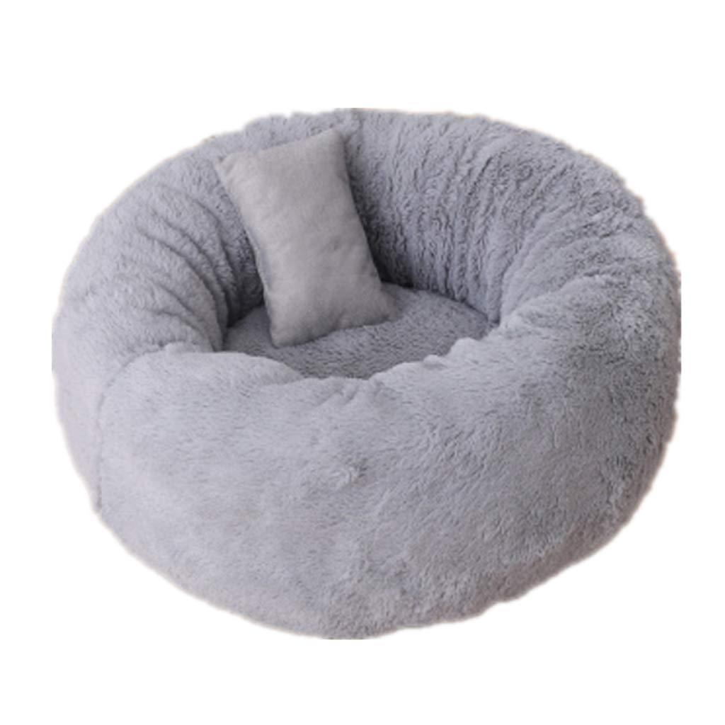 C JBP Max Dog Bed Cat Nest Pet Nest Pet Bed 60  60  22Cm Pet Cat Litter Pet Nest Kennel Winter Warm Pet Nest Plush Puppy Nest Winter,C