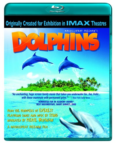 Price comparison product image Dolphins [Blu-ray]