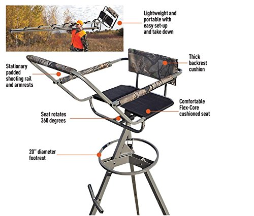 Compare Price Tripod Deer Stands On Statementsltd Com