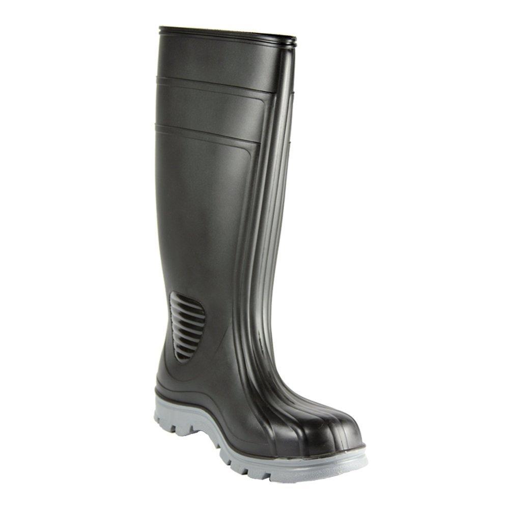 Heartland Footwear 70650-10 Self Evacuating Lug Poultry Tuff, Size-10