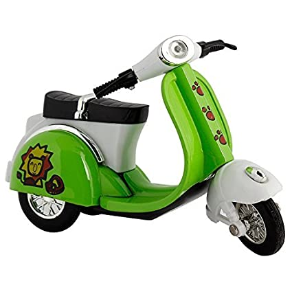 Buy Breewell New Imported Toys Baby Metal Chetak Mini Scooter Sized