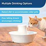 Drinkwell Ceramic Avalon Fountain for Pets