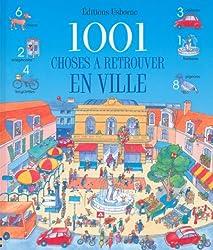 1001 choses à retrouver en ville