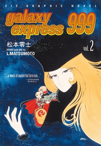 Galaxy Express 999 Vol. 2