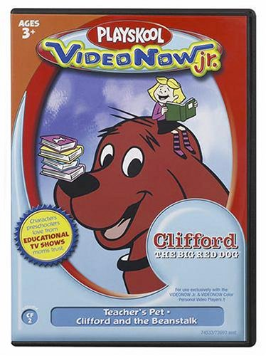 Videonow Jr. Personal Video Disc: Clifford #2