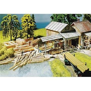 Faller 180589 - Surtido de madera en miniatura para maquetas (escala H0) [importado de Alemania]