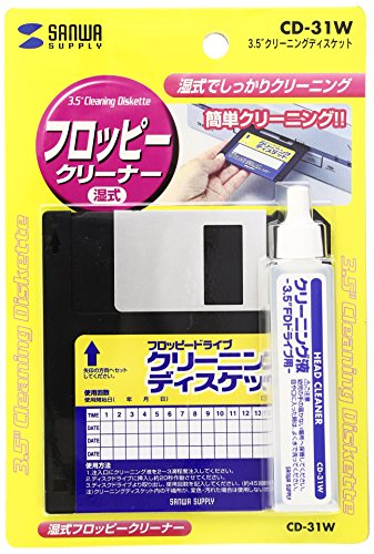 sanwa-supply-cd-31w-35-cleaning-diskette-japan-import