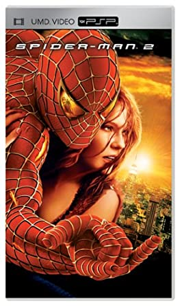 Amazon com: Spider-Man 2 [UMD for PSP]: Tobey Maguire