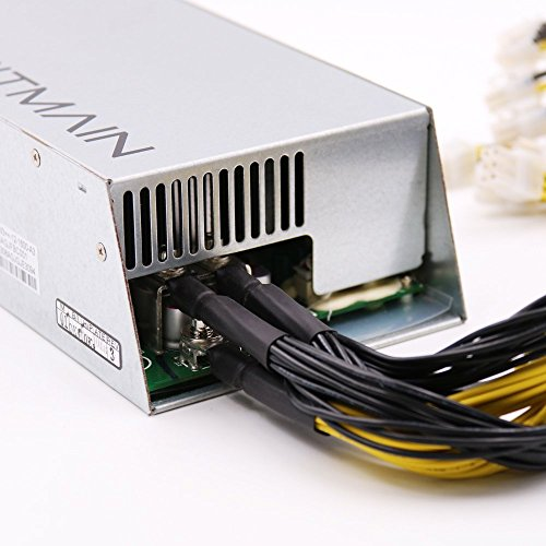 AntMiner Power Supply (APW3++ 1200W@110v 1600W@220v w/ 10 Connectors) by yoyomax (Image #3)
