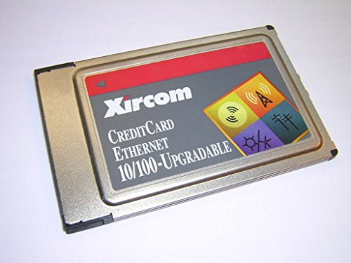 CC Ethernet,CE3-10/100,0340C,PCMCIA,(No dongle),(CC-40)