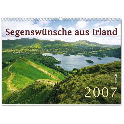 Segenswünsche aus Irland 2007. Möge Gottes Segen dich begleiten.