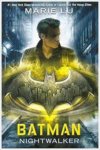 Batman Nightwalker Dc Icons Series Amazon De Marie Lu