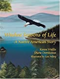 img - for Washoe Seasons of Life: A Native American Story (Navaho and English Edition) book / textbook / text book