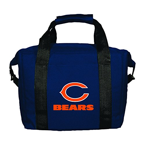NFL Chicago Bears Soft Sided 12-Pack Cooler Bag ()