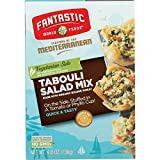 Fantastic World Foods Mix - Organic - Tabouli Salad - 4.8 oz - case of 6 - Flavor of the Mediterranean - Dairy Free -Vegan
