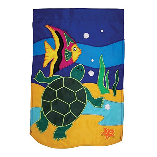 - In the Breeze Sea Life Turtles House Banner