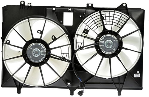 Dorman 620-581 Radiator Fan Assembly Without Controller