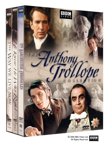 Knew Dvd (The Anthony Trollope Collection (The Barchester Chronicles / He Knew He Was Right / The Way We Live)