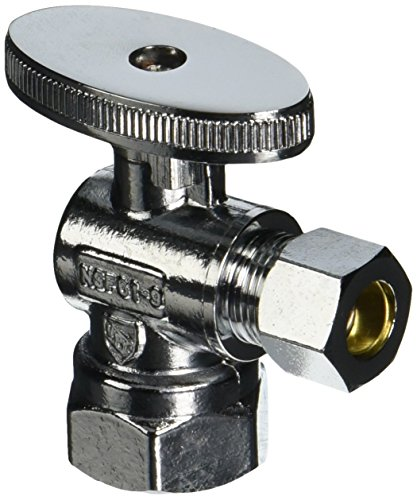 Universal Faucet Parts 84521 08069800 Angle Supply Stop by Universal Faucet Parts