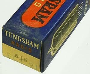 Nos/New/OVP: Radio Tubo 6j6HF Tung SRAM id9987