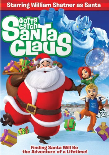 Gotta Catch Santa Claus by Lions Gate (Santa Catch Gotta)