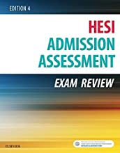 Passing your admission assessment exam is the first step on the journey to becoming a successful health professional — make sure you're prepared with Admission Assessment Exam Review, 4th Edition! From the testing experts at HESI, this...