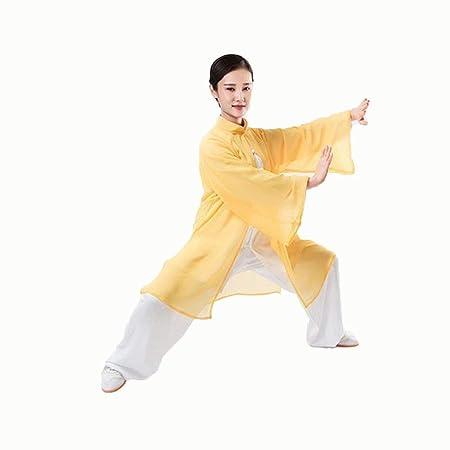 Traje De Tres Piezas Mujer Tai Chi Kung Fu Ropa Adulto Chino ...