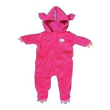 Zapf Baby Born Wonderland Home Suit Pijama de muñeca - Accesorios para muñecas (Pijama de