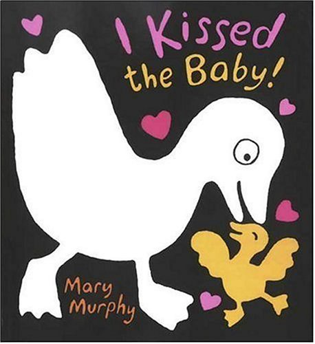 i kissed the baby board book - 1