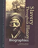 Slavery Throughout History, Theodore L. Sylvester, 0787631779
